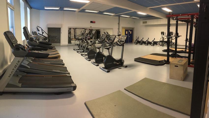 Musculation Cardio Training Service Des Sports Universite De